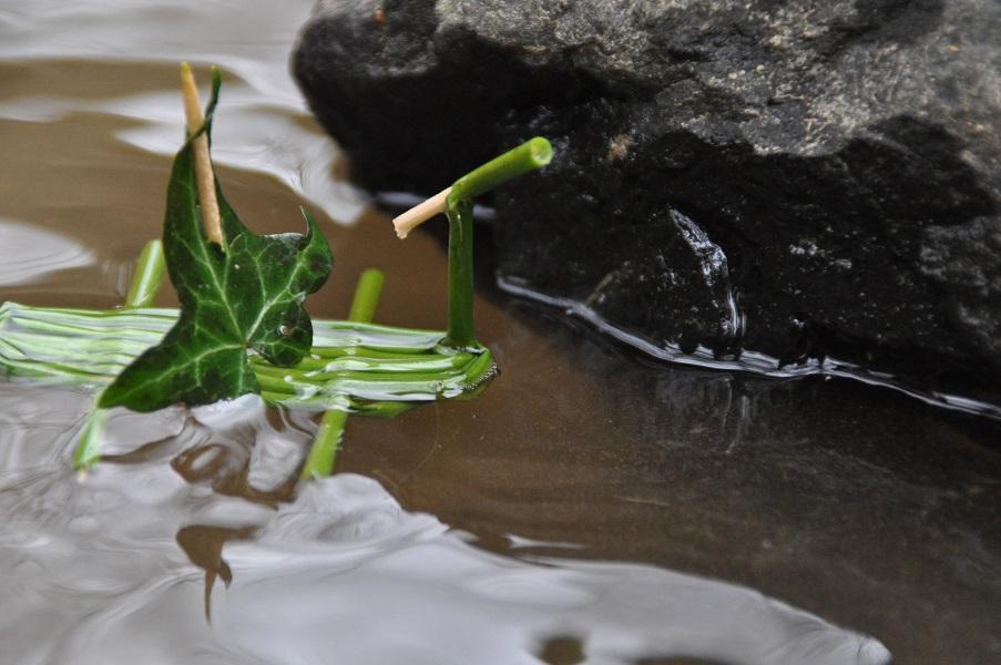 Jouets bords de l'eau